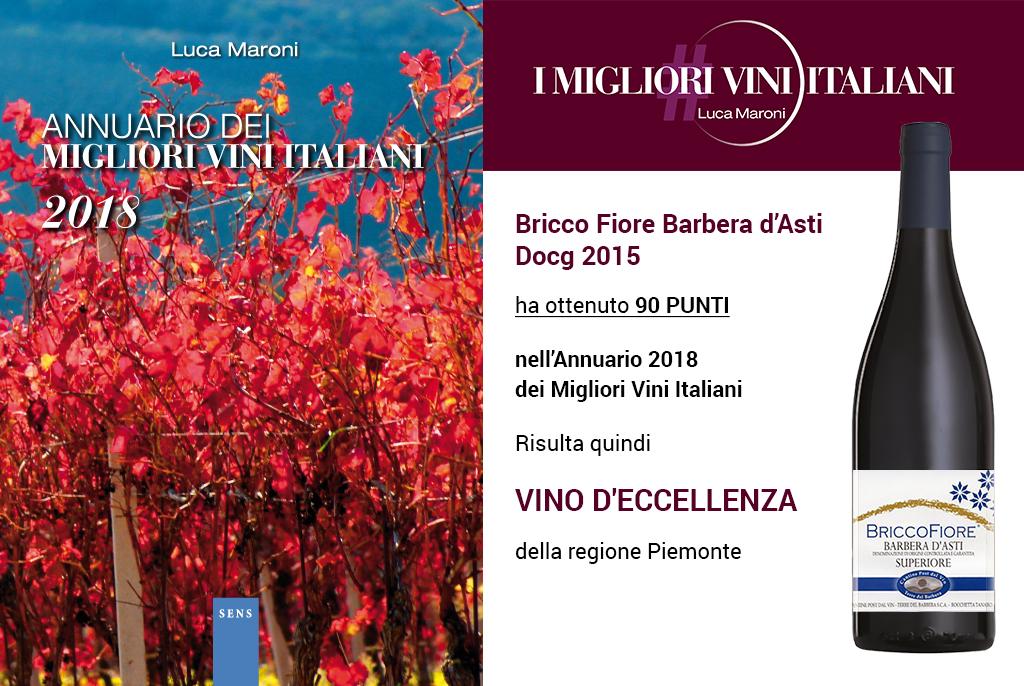 Bricco Fiore Barbera d'Asti Docg 2015